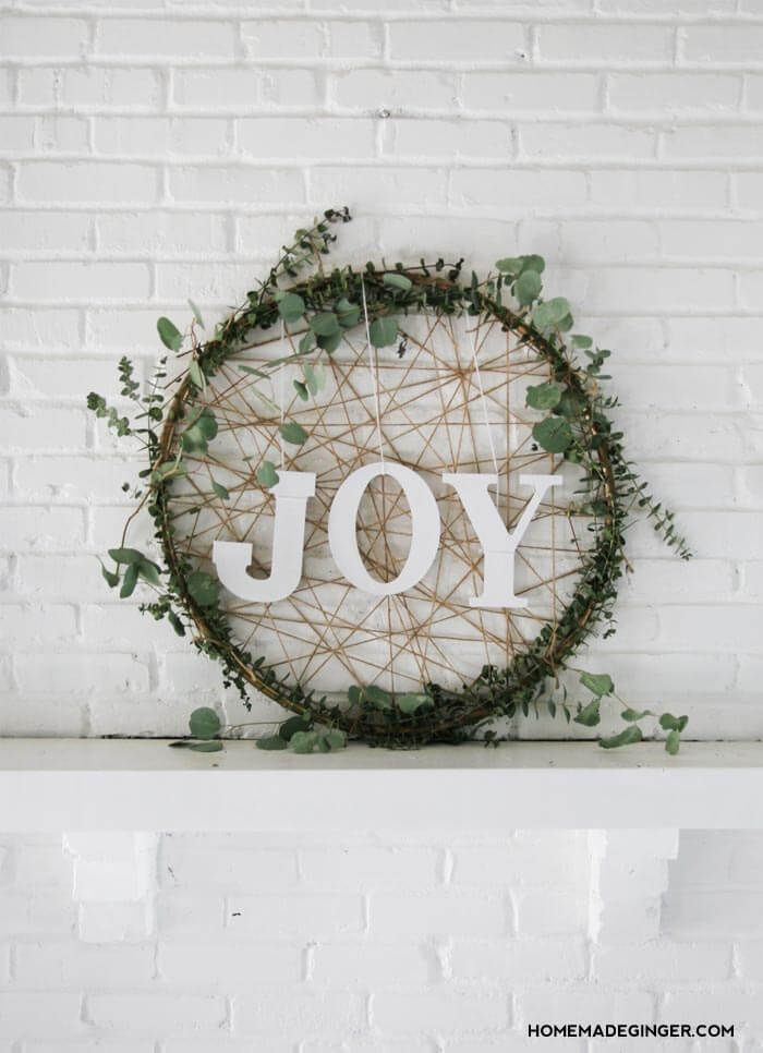 Photo of Here are some great wreath ideas that you can craft yourself to transform your home …