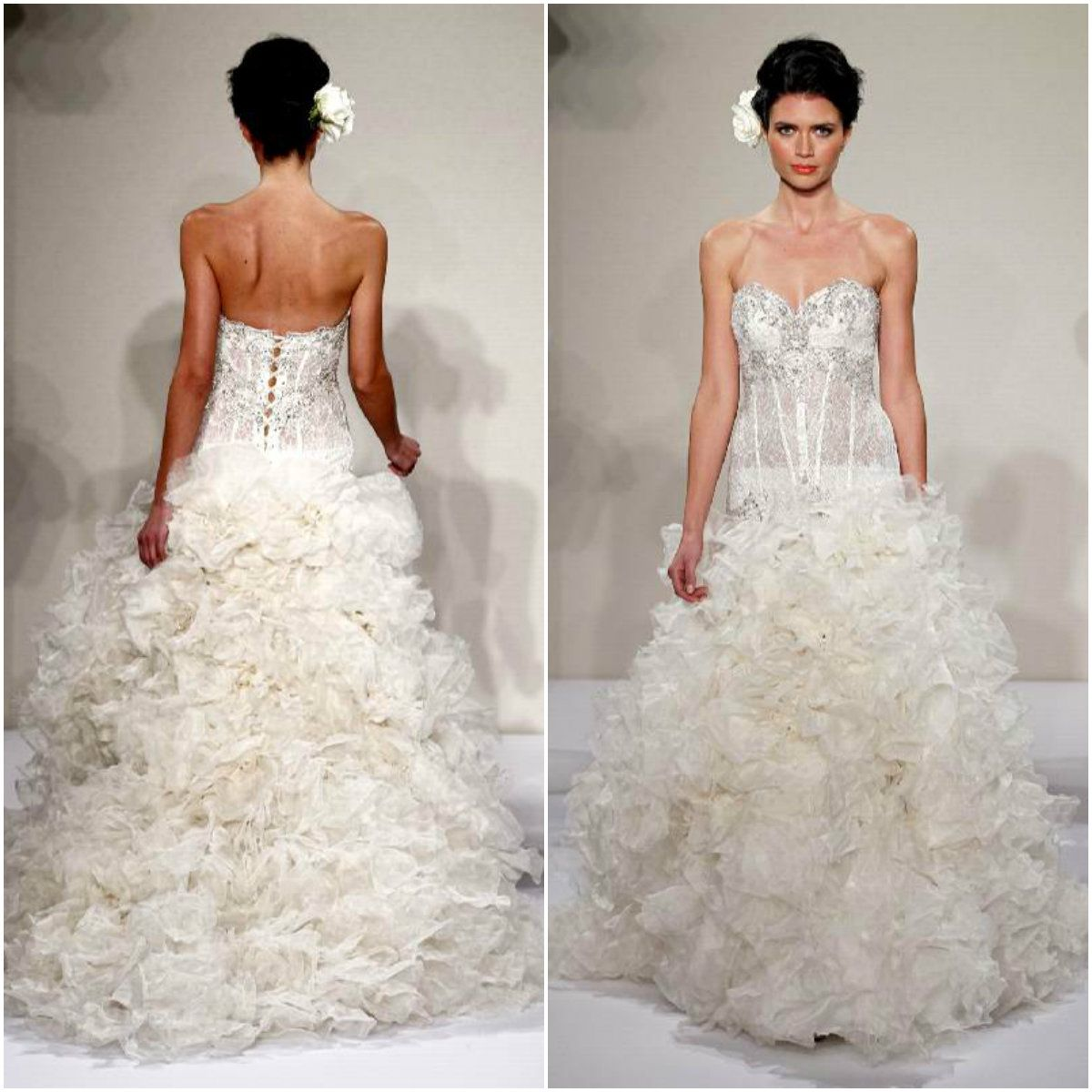 2013 Pnina Tornai Wedding Dress
