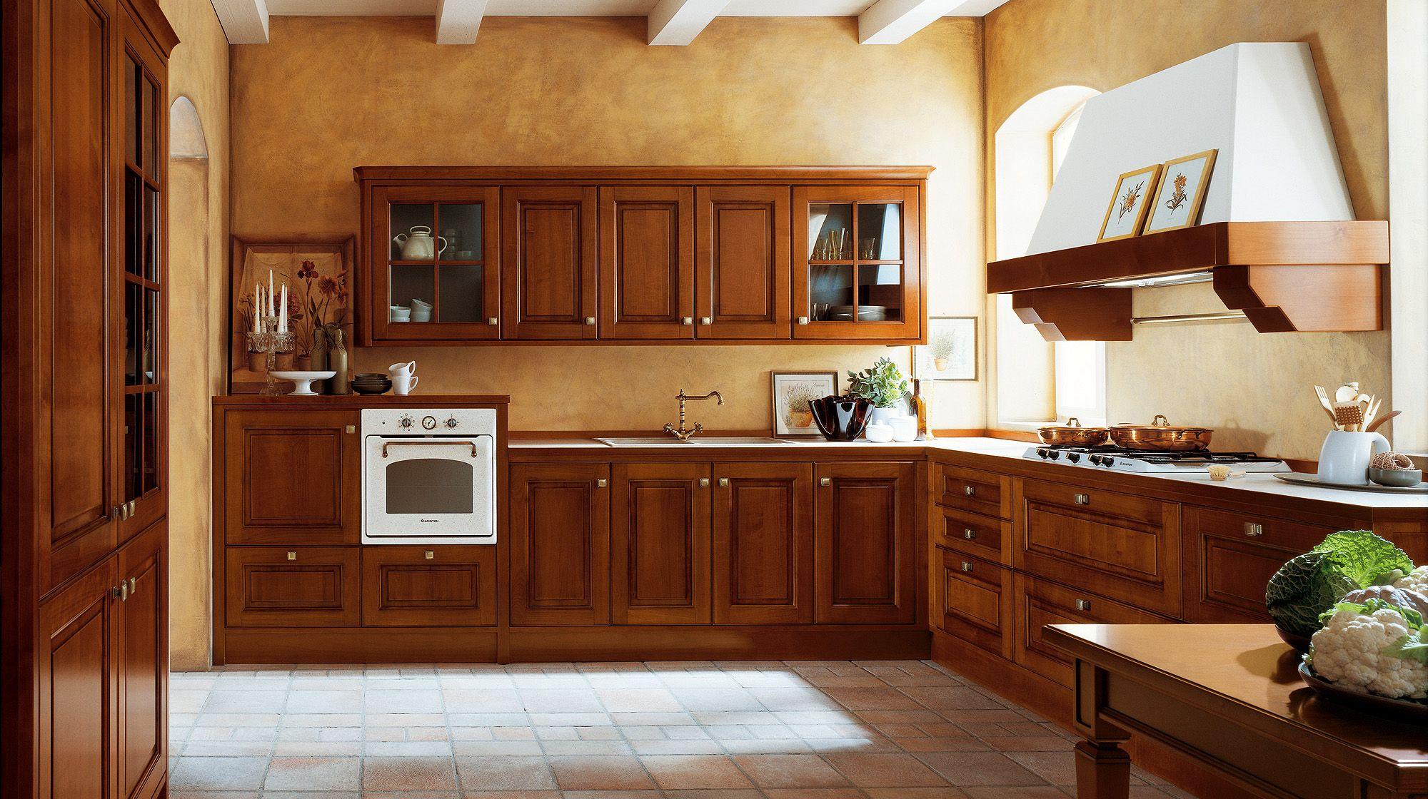 Oltre 1000 idee su cucine in legno di ciliegio su pinterest ...