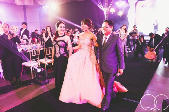 Kathryn Bernardo 039 S Debut Featured Pink Modern Vintage Details Check Out The Photos Here Kathryn Bernardo Debut Kathryn Bernardo Debut Themes
