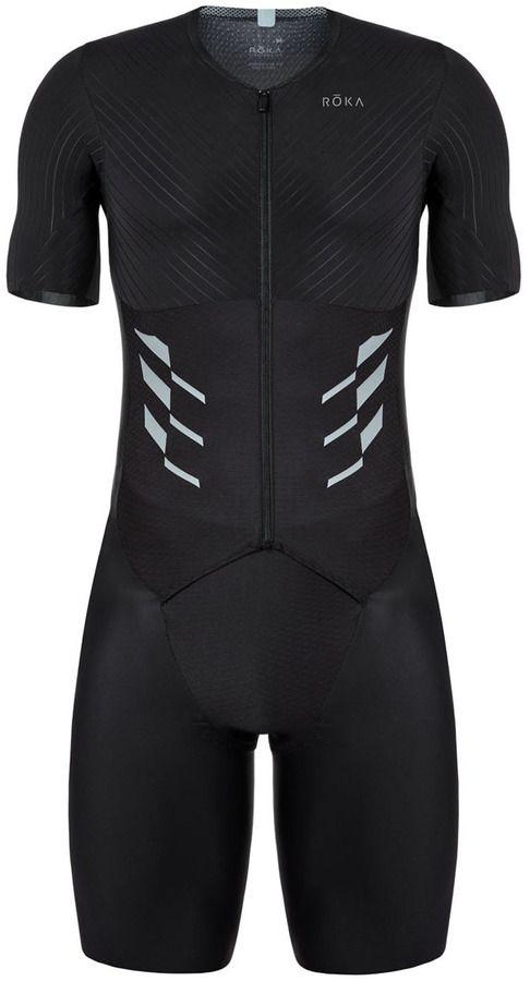 0a6ffe7287 ROKA Men's Elite Aero II SS Tri Suit 8168125 | Products | Tri suit ...