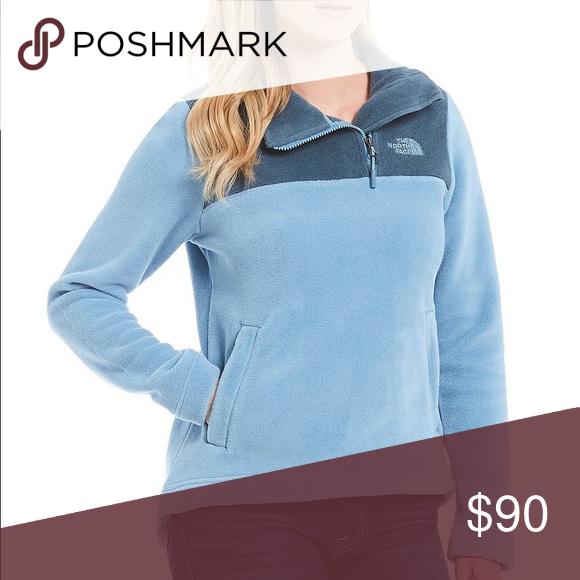 4dd2133c4 North Face 1/4 zip pullover NWT in 2019 | My Posh Closet | Fashion ...