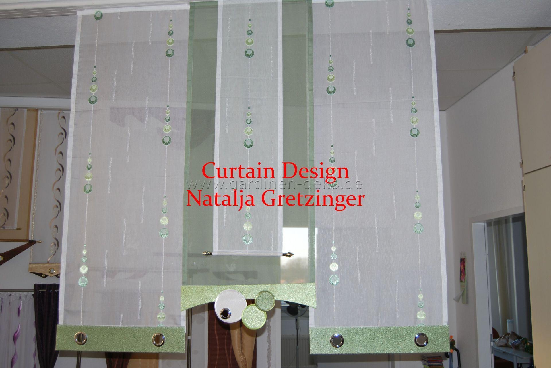 Luxus Gardinen Schiebesysteme Design