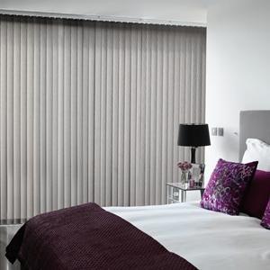 "3 1/2"" Premier Fabric Vertical Blinds 6019"