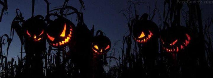 Evil Jack-o-lanterns...