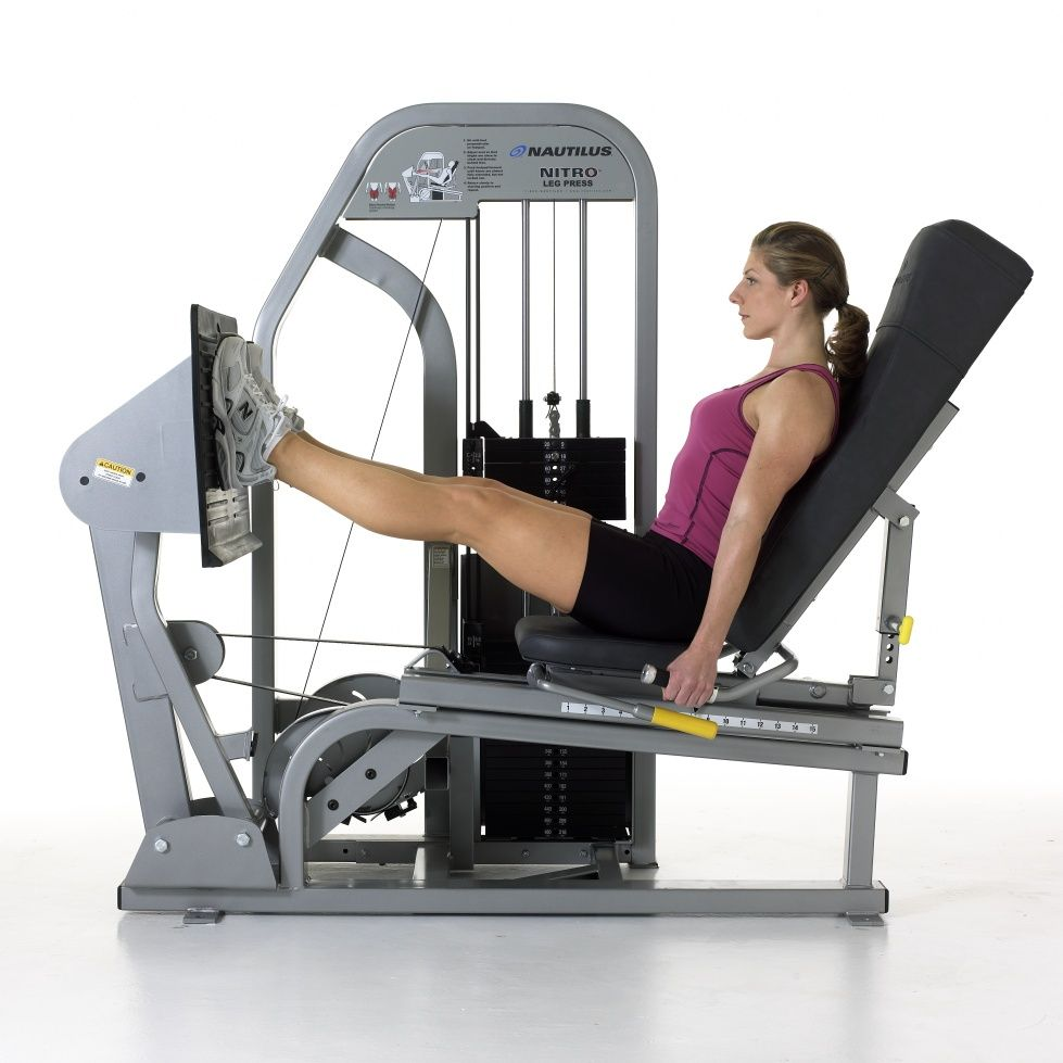 Fitness Equipment For Legs: The Best Beginner Workout Gym Machines