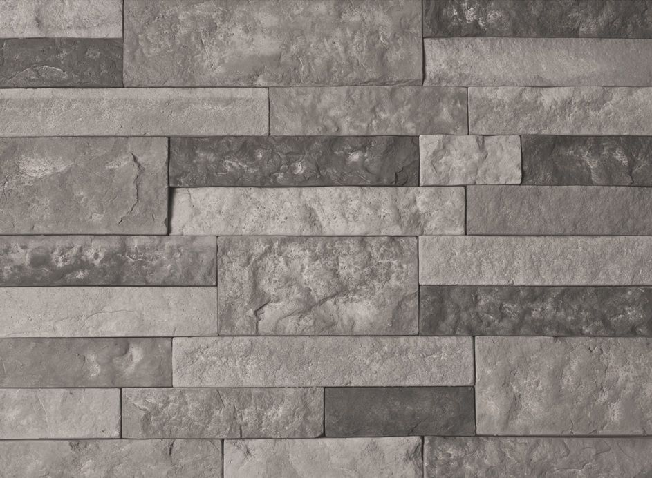 Dress up any surface with faux stone. AirStone is