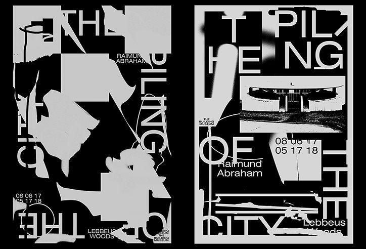 Austin Redman 18int Typographic Poster Graphic Design Typography Typography Poster