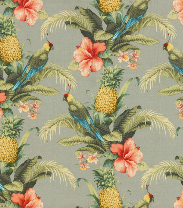 Tommy Bahama Outdoor Fabric 54 Beach Bounty Tangelo