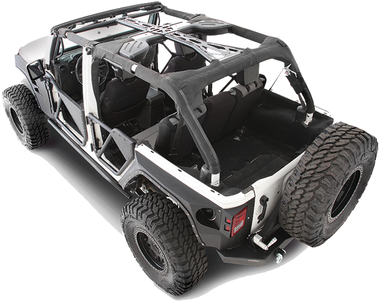 Oem Custom Roll Bar Covers For Jeep Smittybilt Roll Cage Wrangler Jk