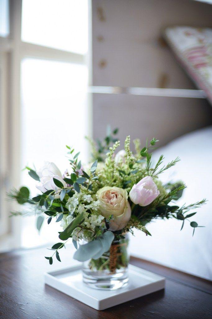 How to make Small Flower Arrangements | Small flower arrangements ...