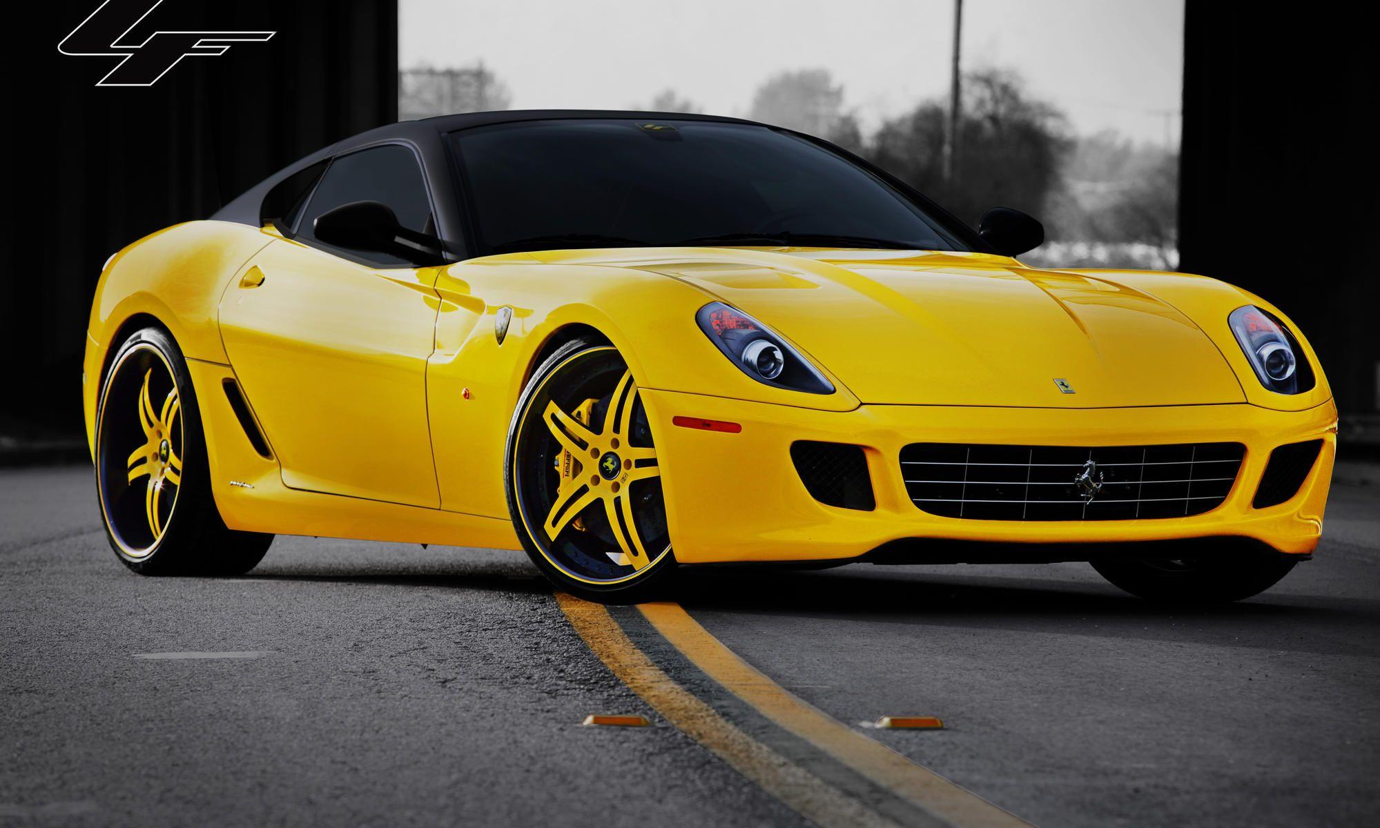 Lexani Wheels, The Leader In Custom Luxury Wheels. Yellow