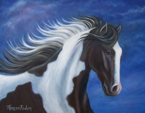 caballos en la pintura - Buscar con Google