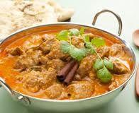Kashmiri Curry (Lamb)