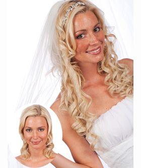 Bridal-hair - extensions