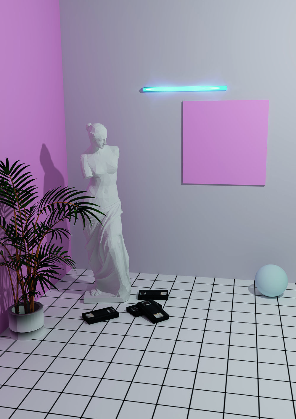 My 3d Room Design: Joshua Keeney Spills The Tea On His Alter Ego And Y2K