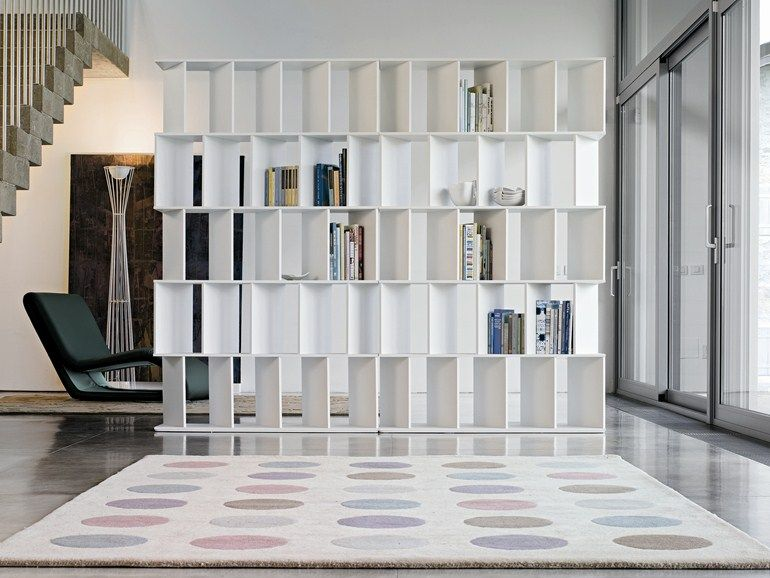 separe libreria look home | dividing walls | Pinterest | Pareti ...