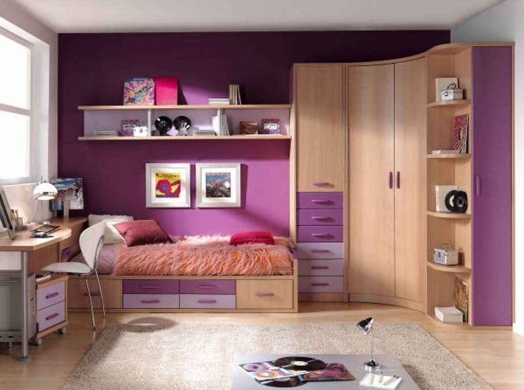 Dormitorios Juveniles Ikea Inspiracion De Diseno De Interiores - Diseo-dormitorios-juveniles