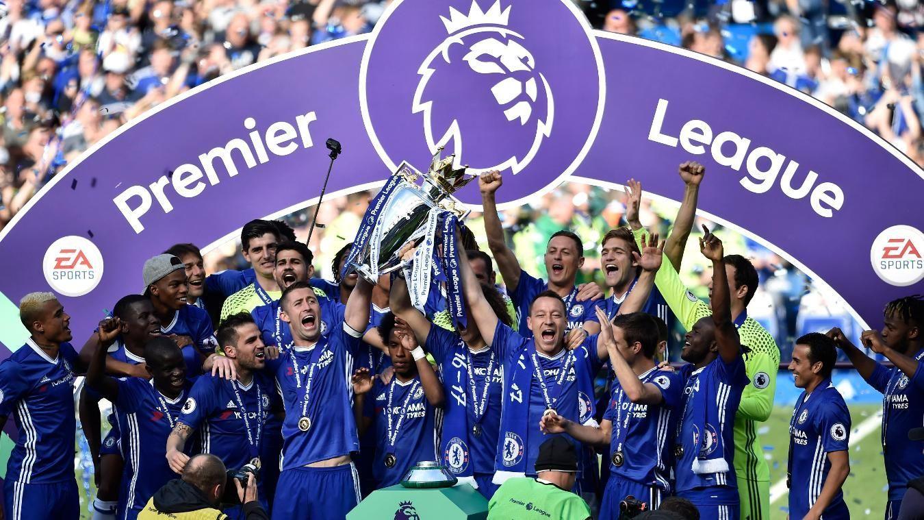 Premier League Top Scorers 16/17