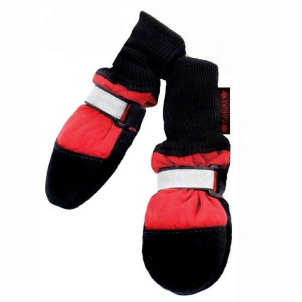 Hot Item Alert! Muttluks Fleece Lined Boots - Red https://goo.gl/yAE8ge #dog #dogs #dogsofinstagram #doglovers #dogsoftwitter #instadog #doglove