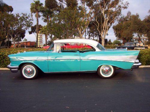 '57 Chevy hardtop