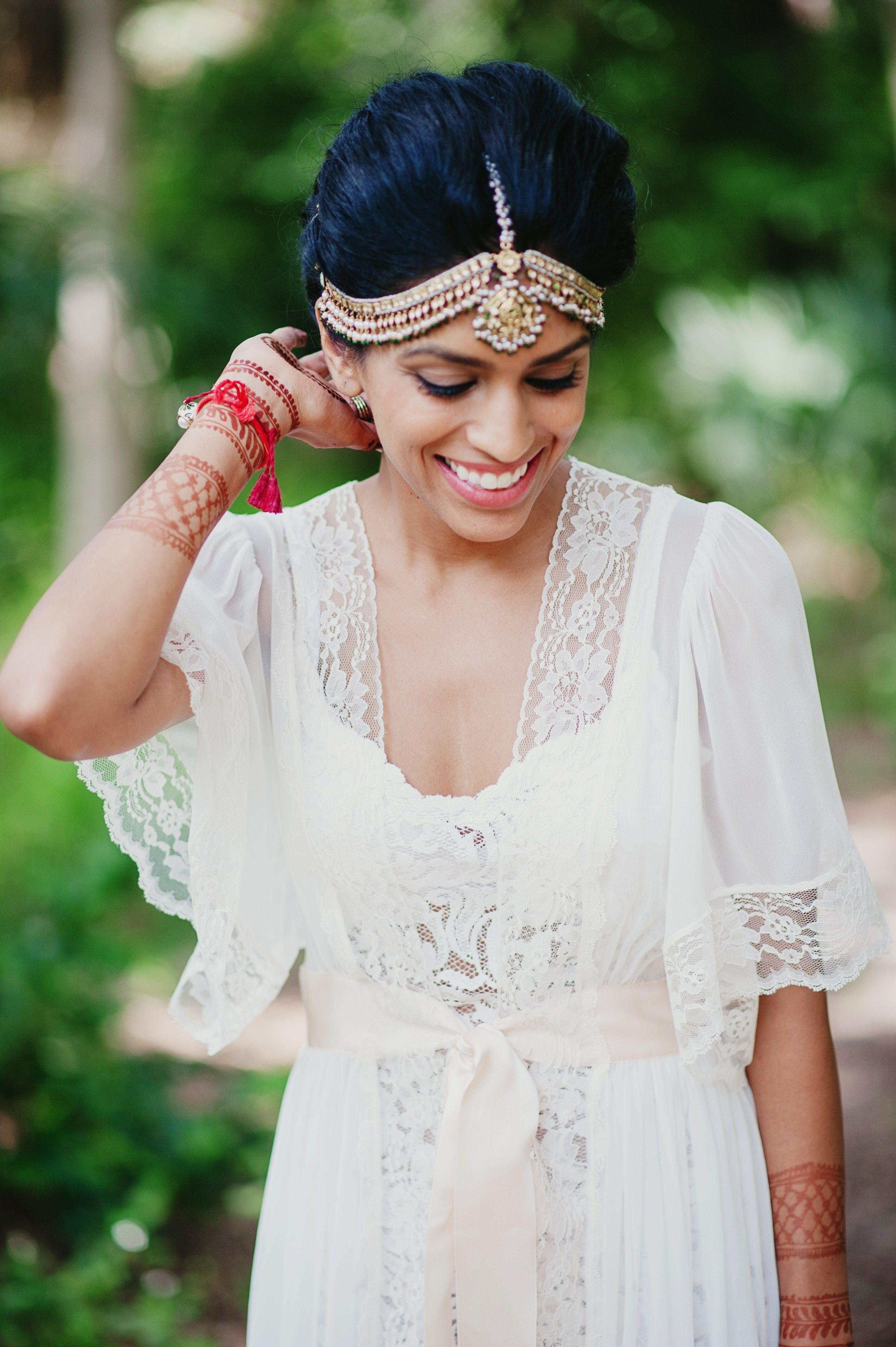 Roma & Hiram | Indian wedding in Florida | Think Shaadi | Desi ...