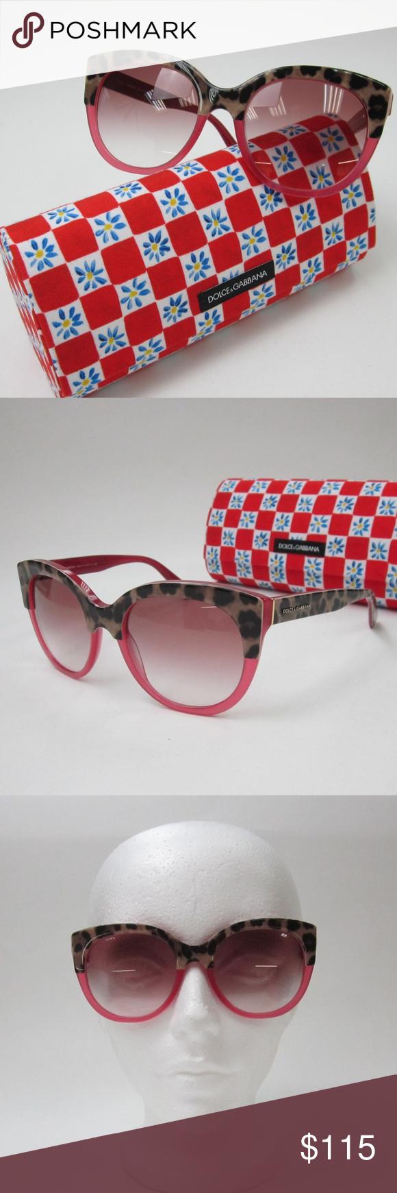 Dolce u gabbana dg womenus sunglassesoln havana lenses