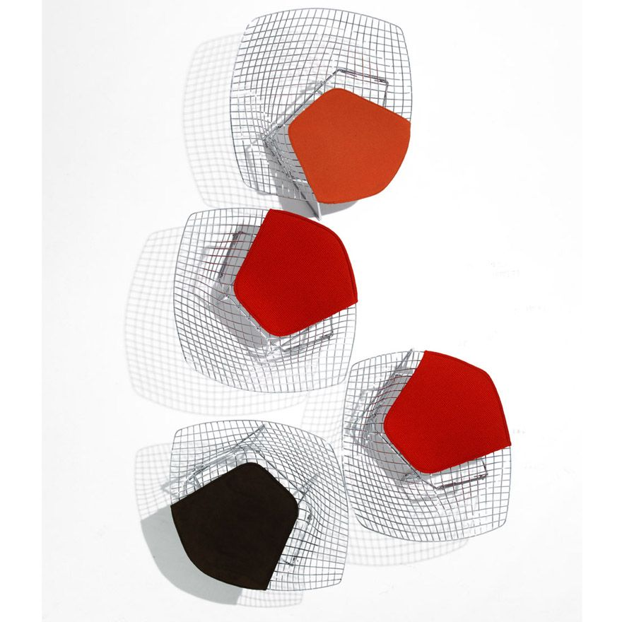 Bertoia Diamond Chair, Harry Bertoia 1952
