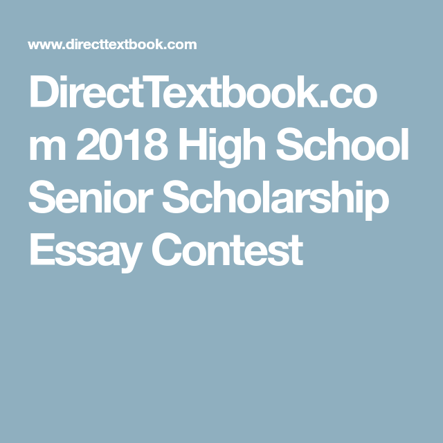 high school essay contests for scholarships If you're searching for scholarships as a current high school or college student, treat scholarship applications like another class on your schedule scholarship essays, by far, give students the most trouble students often don't know how to go about making their case they're at a loss when it comes.