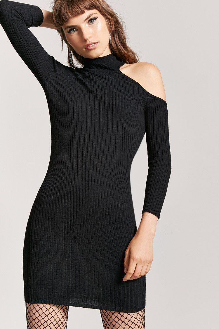 90b2799daeb4 Product Name One-Shoulder Mock Neck Bodycon Dress