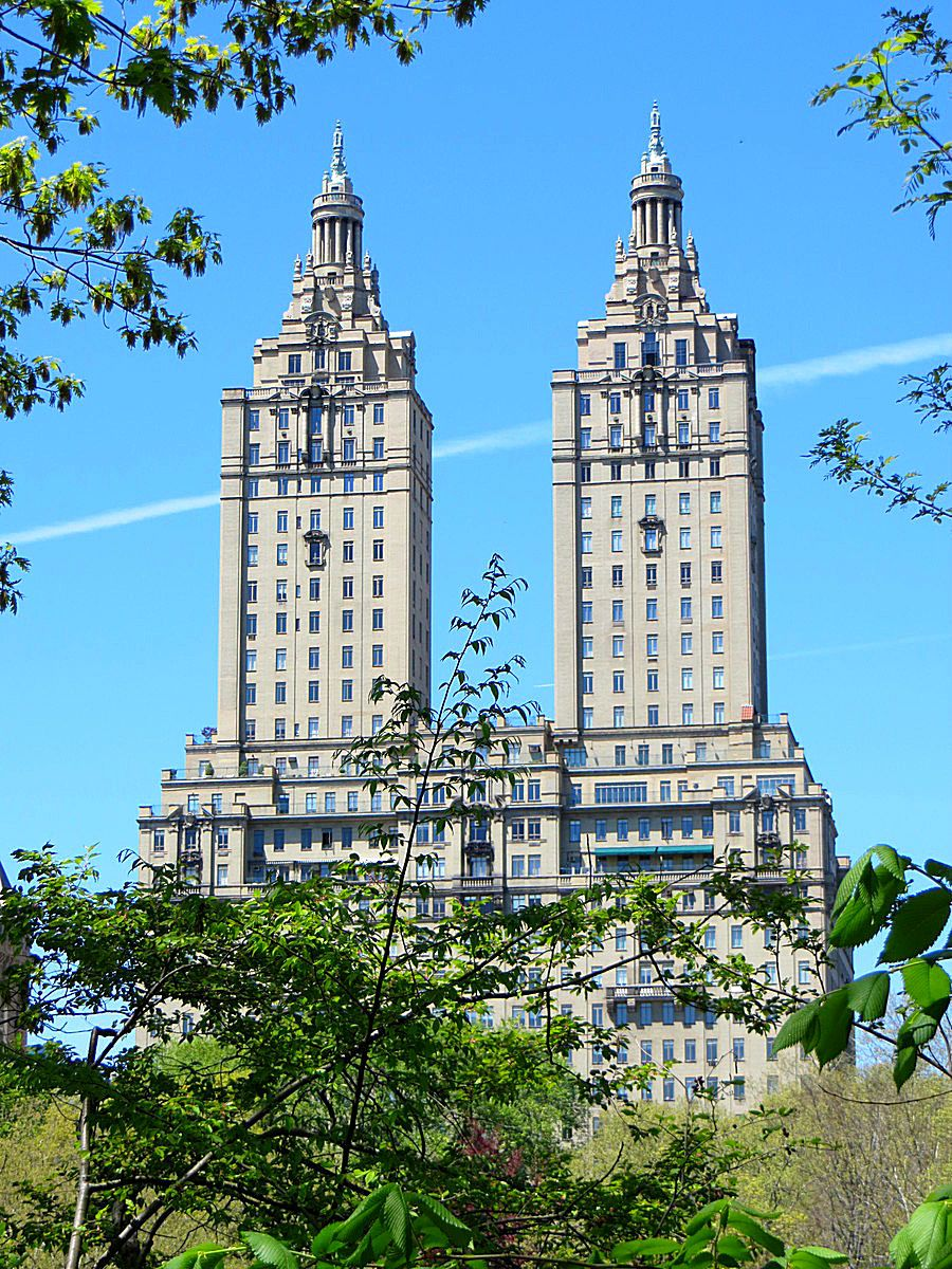 The San Remo 145 And 146 Central Park West Between 74th 75th