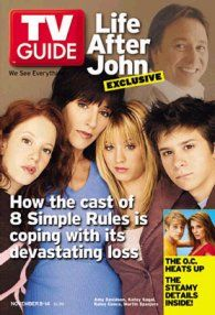 Eight Simple Rules For Dating My Teenage Daughter Cast