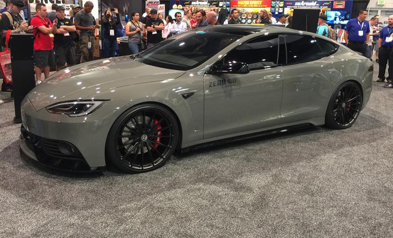 Celebrity Car Customizer Reimagines Tesla Model S With Wide Body Kit Teslarati Tesla Model S Tesla Model Tesla Car