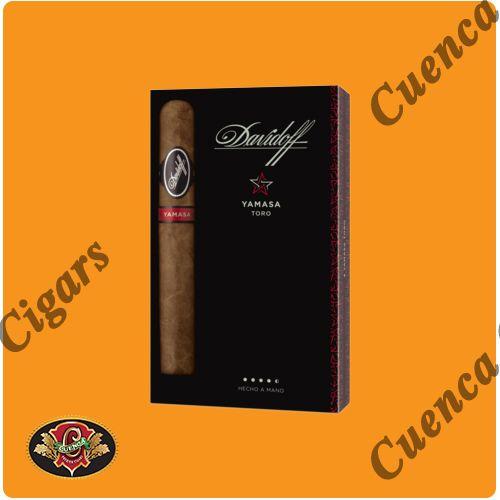 Davidoff Yamasa Toro Cigars - Box of 4 - Price: $68.90