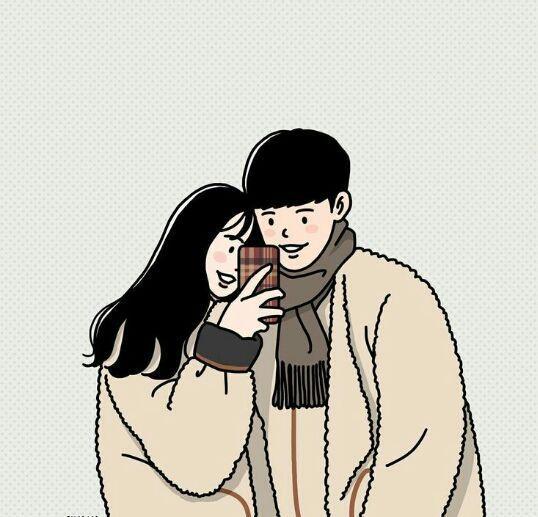 Kumpulan gambar fan art untuk cover wattpad  - ⚛️gambar fan art couple
