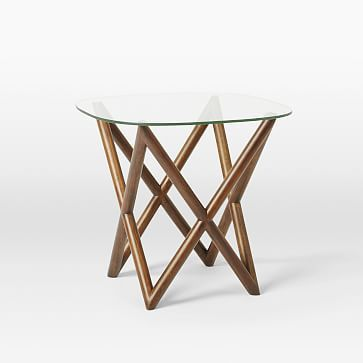 Spindle Side Table Westelm Home Inspiration Pinterest Solid - West elm spindle coffee table
