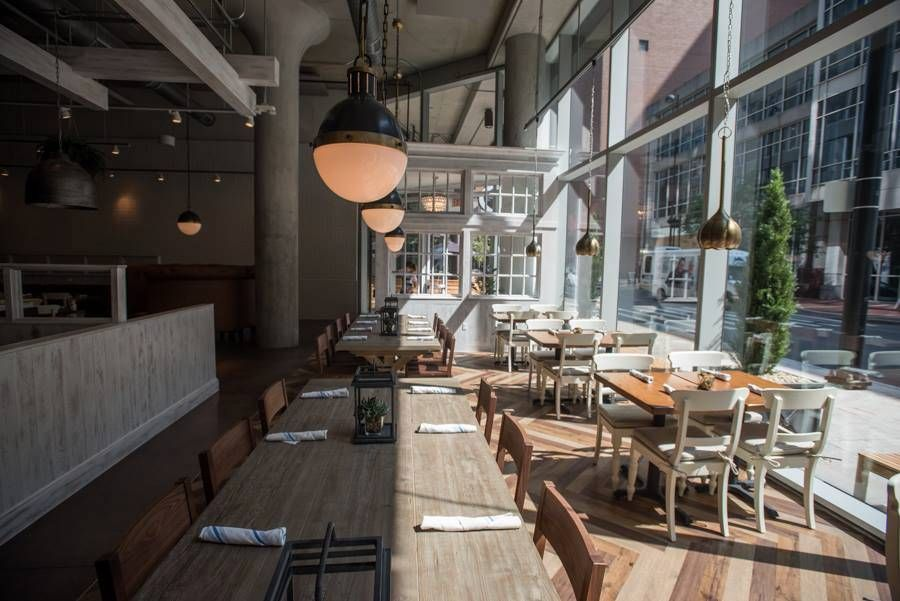 Your Travel Guide To Cincinnati Domino Traveling By Yourself Maplewood Kitchen Hotel Interiors