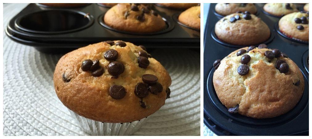 Čokoládovo – jogurtové muffiny - To je nápad!