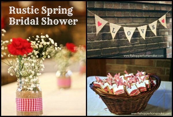 Best 25 Spring bridal showers ideas on