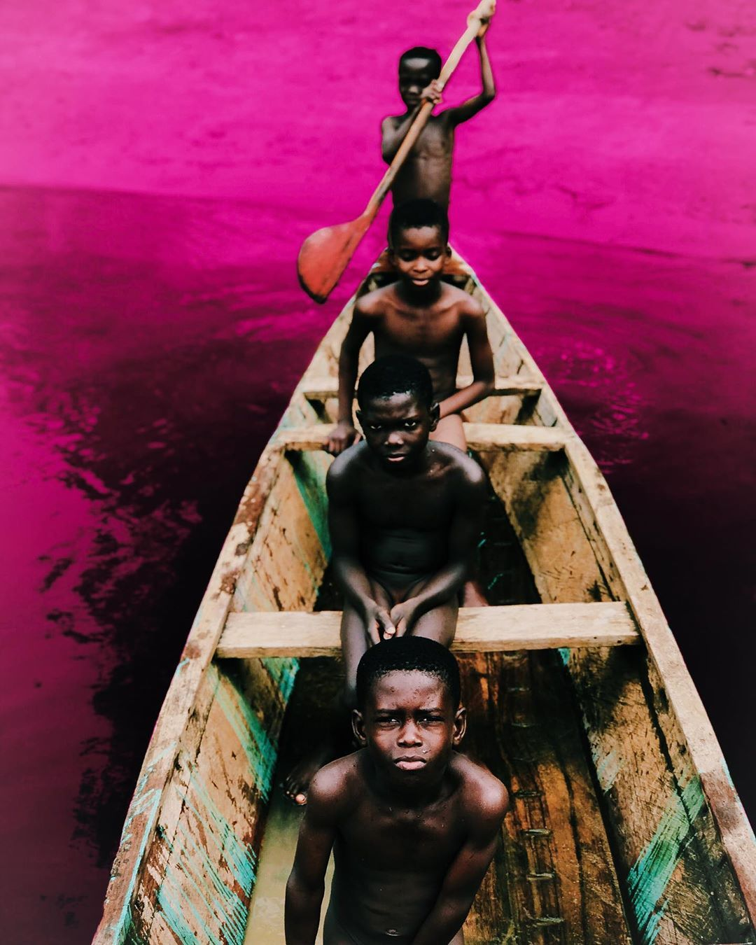 "Derrick Ofosu Boateng on Instagram: ""It's beautiful to sit in a boat and having some peace of mind. . . #africa #art #shotoniphone #afropunk #shotzdelight #liveoutdoors…"""