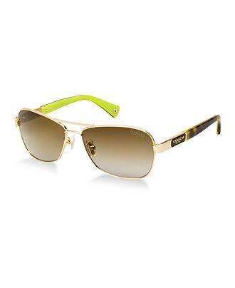 Coach Sunglasses, HC7012 - Sunglasses - Men - Macy's