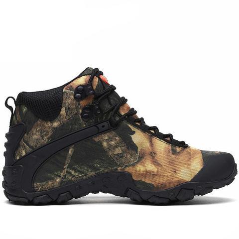 9ecc317029f XIANG GUAN Mid Hiking Boots Camo - Men's | Hiking Boots and Shoes ...