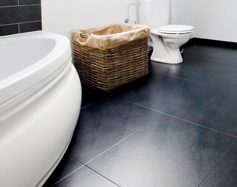 badkamervloeren met onderhoudsvriendelijke kurkvloeren. #kurk, Badkamer