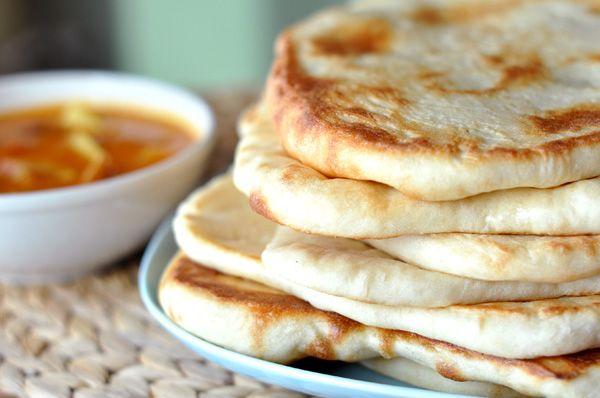 Naan indian flatbread recipe naan instant yeast and vegan bread naan indian flatbread naan bread recipesnaan forumfinder Images