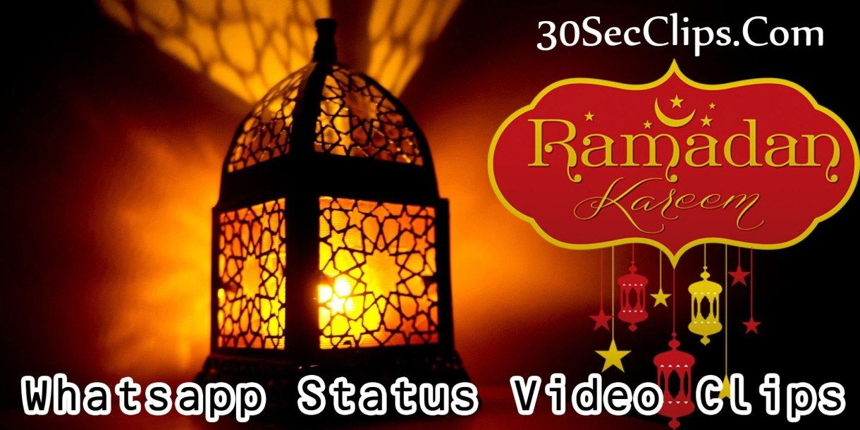 Best Ramadan Whatsapp Status Video Naats Welcome Status Ramadan