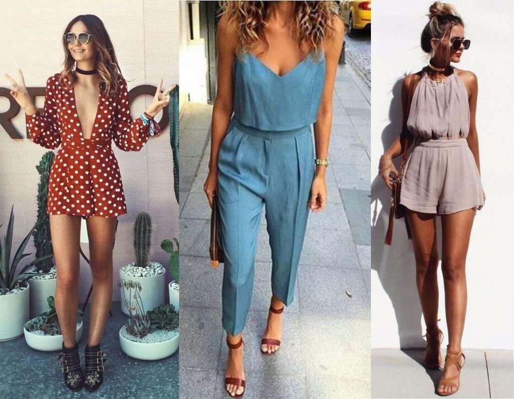 Outfits para la playa Playsuit  97d1749a716