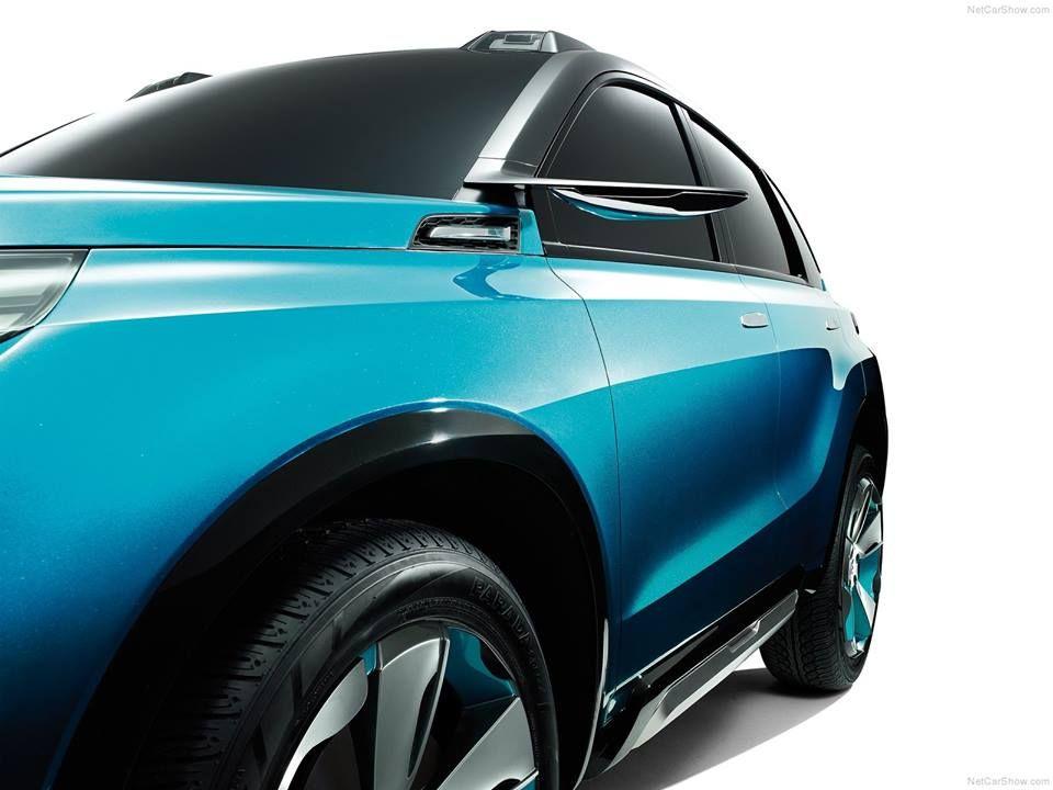 Suzuki iV4 Concept Suzuki cars, Car, Suv