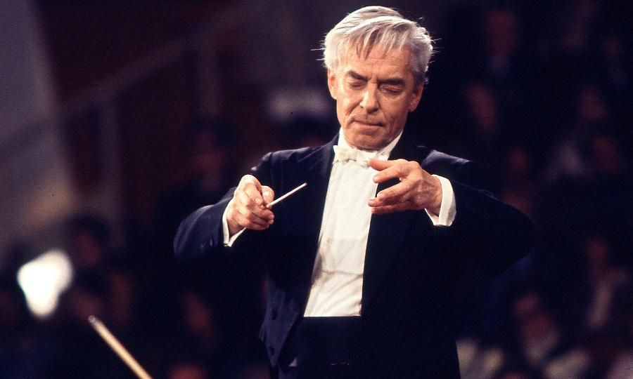 Herbert von #Karajan conducts #Beethoven's Ninth Symphony. Watch the 1977 film here http://www.digitalconcerthall.com/concert/224?a=twitter&c=true …