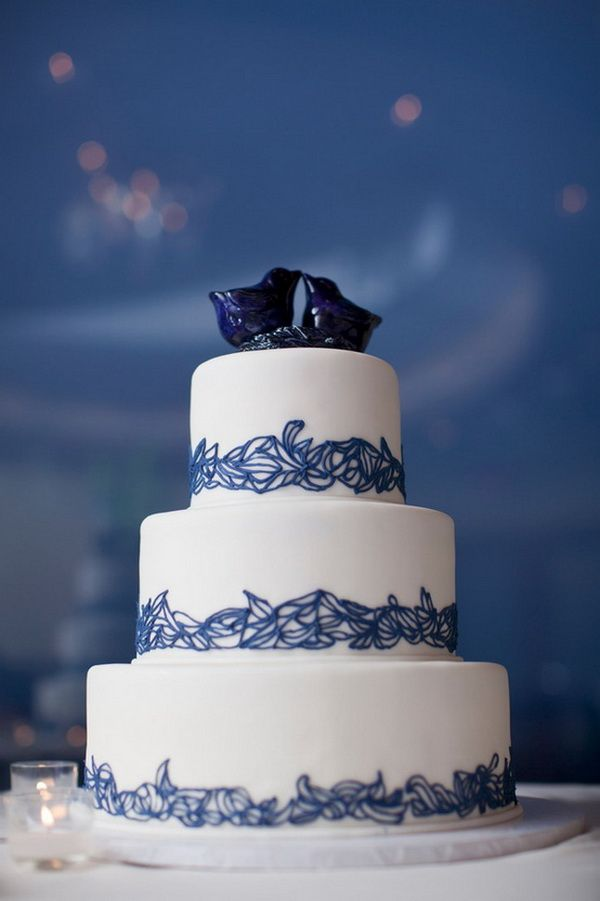 Blue wedding cake ideas blue wedding cakes wedding cake and cake blue wedding cake ideas junglespirit Gallery