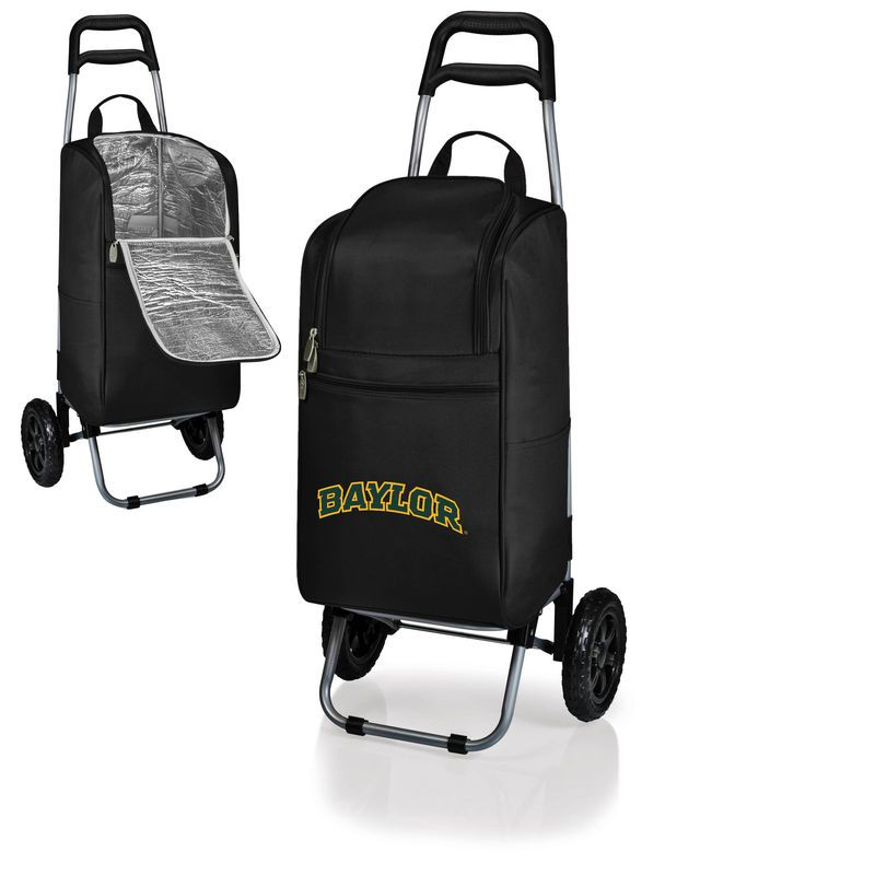 Baylor Bears Cart Cooler - Black